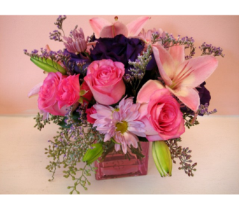 Bouquet of Wishes in San Francisco CA, Fillmore Florist
