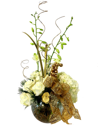 The Golden Globe  in Las Vegas NV, A French Bouquet