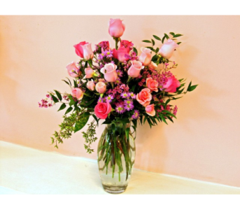 Flavors of Love in San Francisco CA, Fillmore Florist