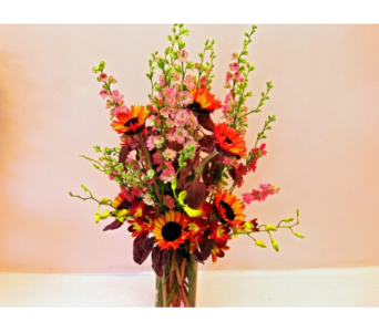 Autumn Spice in San Francisco CA, Fillmore Florist