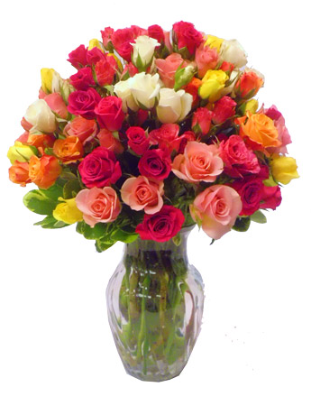 A Spray of Roses in Augusta GA, Martina's Flowers & Gifts