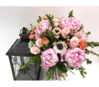 Vintage Peonies in Lakewood CO, Petals Floral & Gifts