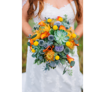 Whymiscal Rustic Bouquet in Lakewood CO, Petals Floral & Gifts