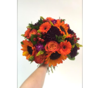 Fall In Love Bouquet in Lakewood CO, Petals Floral & Gifts