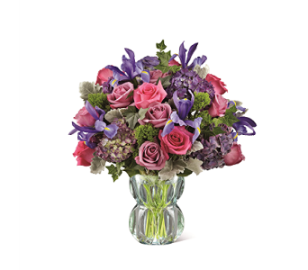 The FTD� Lavender Luxe� Luxury Bouquet in Haymarket VA, Melanie's Florist
