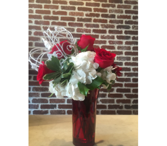 Queen of Hearts in Moorestown NJ, Moorestown Flower Shoppe