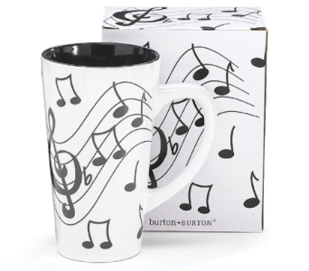 Jazz It Up Mug in Princeton, Plainsboro, & Trenton NJ, Monday Morning Flower and Balloon Co.