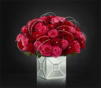 Blushing Extravagance in Baltimore MD, Raimondi's Flowers & Fruit Baskets