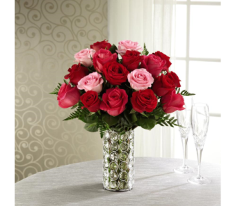 Art of Love Rose vase - Deluxe in Arizona, AZ, Fresh Bloomers Flowers & Gifts, Inc