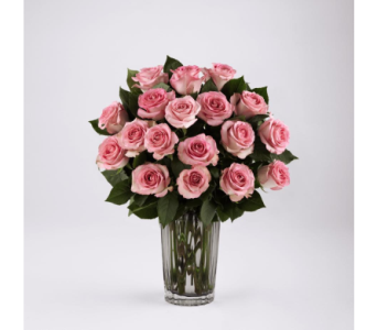 Pink Blush Rose Bouquet by Vera Wang in Arizona, AZ, Fresh Bloomers Flowers & Gifts, Inc
