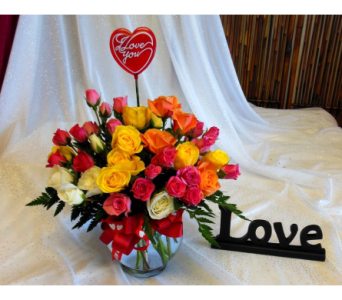 My Lovely Sweetheart in Asheville NC, Kaylynne's Briar Patch Florist, LLC