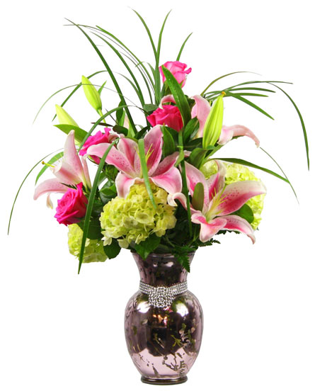 Pink Passion in Newport News VA, Pollards Florist