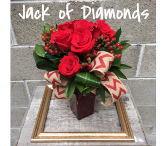 Jack of Diamonds in Sacramento CA, G. Rossi & Co.