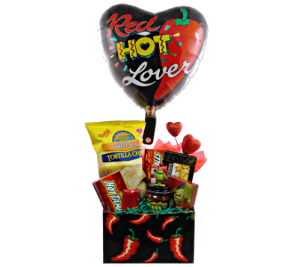 Red Hot Lover in Indianapolis IN, Steve's Flowers and Gifts