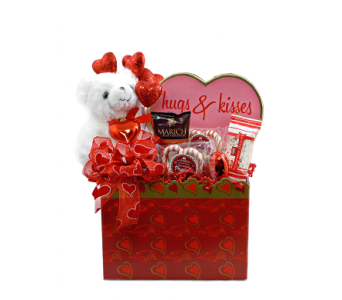 Hugs and Kisses Gourmet in Indianapolis IN, Steve's Flowers and Gifts