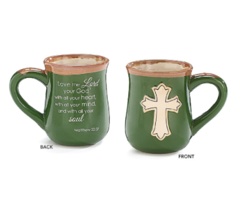 Lord Message Mug in Princeton, Plainsboro, & Trenton NJ, Monday Morning Flower and Balloon Co.