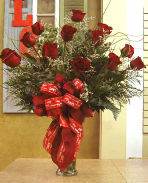 Premium Rose Bouquet in Kennewick WA, Heritage Home Accents & Floral