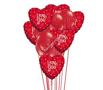 True Love Balloons by 1-800-balloons