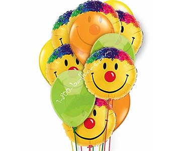 Smiles Miles Wide Balloons by 1-800-balloons