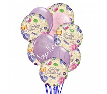 Happy Anniversary Wishes Balloons by 1-800-balloons