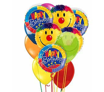 Happy Birthday Full Of Smiles by 1-800-balloons