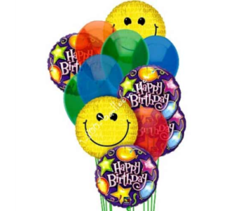 Birthday Smiles by 1-800-balloons