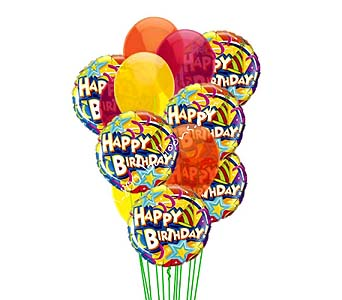 Party Time Balloons! by 1-800-balloons