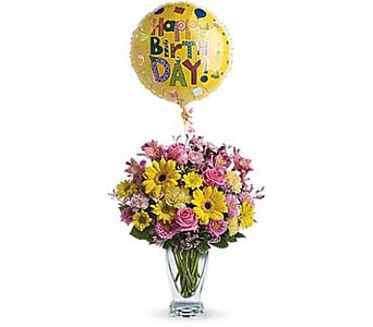 Dazzling Day Bouquet by 1-800-balloons