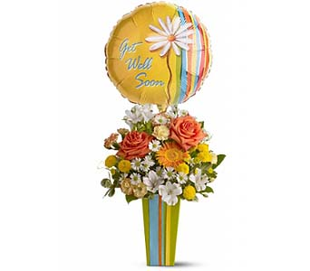 Sending You Sunshine by 1-800-balloons