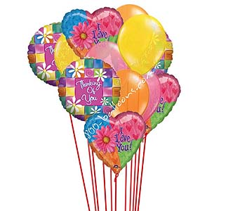 Thoughts Of Love Balloons by 1-800-balloons