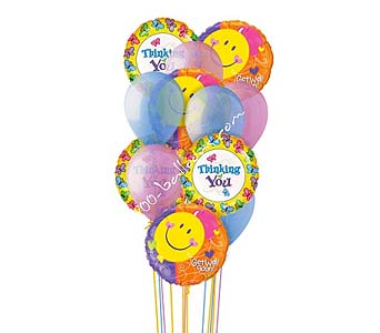Get Well Thoughts And Cheer in 1-800 Balloons NV, 1-800 Balloons