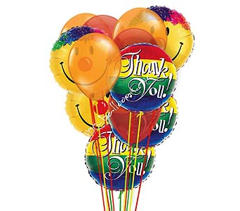 Thank You Smiles Balloons in 1-800 Balloons NV, 1-800 Balloons