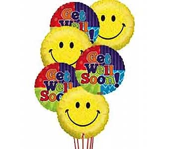 Smile And Get Well by 1-800-balloons