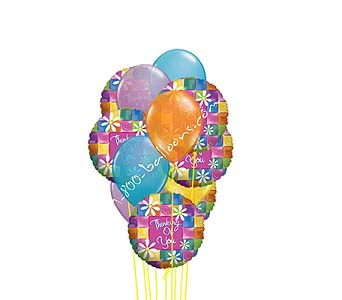 Thinking Of You Balloons by 1-800-balloons