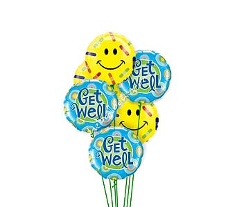Get Well Sentiments by 1-800-balloons