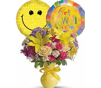 Color It Happy DX by 1-800-balloons