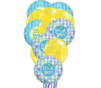 It's A Boy Balloons! by 1-800-balloons