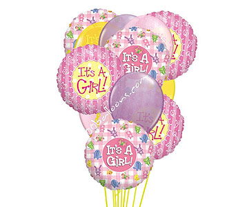 She's Here Balloons! by 1-800-balloons