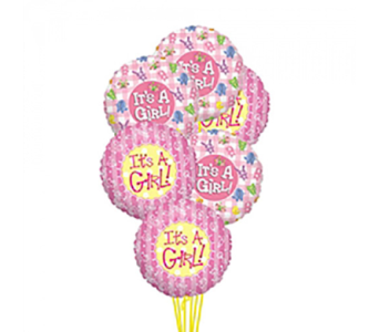 She's Here Balloons by 1-800-balloons
