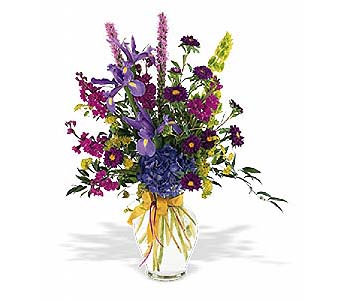 Lush Lavender Bouquet by 1-800-balloons