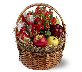 Health Nut Basket by 1-800-balloons