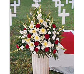 Glory And Grace Arrangement in 1-800 Balloons NV, 1-800 Balloons