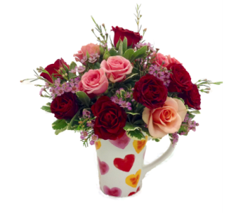 Happy Hearts in Stuart FL, Harbour Bay Florist