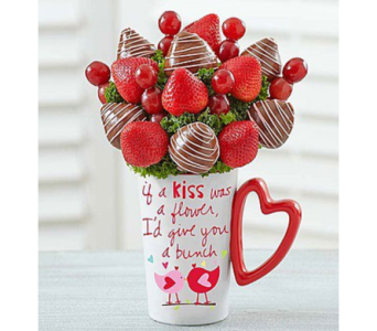 Mugable� Bunch of Berries in Homer NY, Arnold's Florist & Greenhouses & Gifts