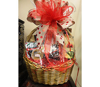 Chocolate Lover's Basket in Tampa FL, Buds Blooms & Beyond