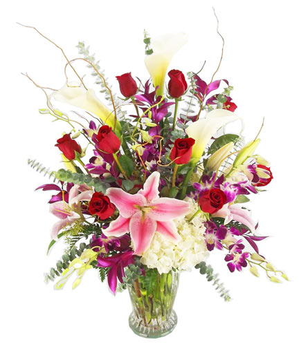 Wild About You  in Arlington Heights IL, Sylvia's - Amlings Flowers