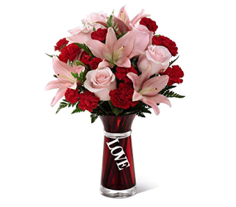 The FTD� Hold My Heart� Bouquet in Elk Grove Village IL, Berthold's Floral, Gift & Garden