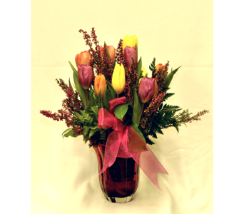 Two Lips Bouquet in Syracuse NY, Westcott Florist, Inc.