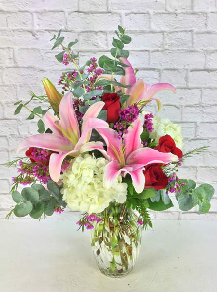 Alice in Raleigh NC, Fallons Creative Flowers