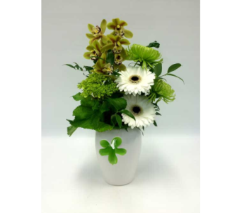 Flowers of Green in Belleville ON, Live, Love and Laugh Flowers, Antiques and Gifts